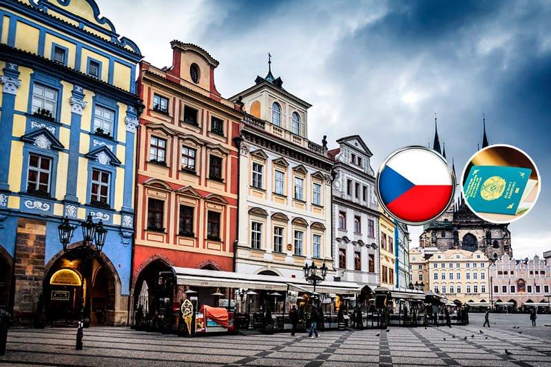 Czech Republic Visa kazakhstan - Виза в Чехию для граждан Казахстана: основные моменты получения