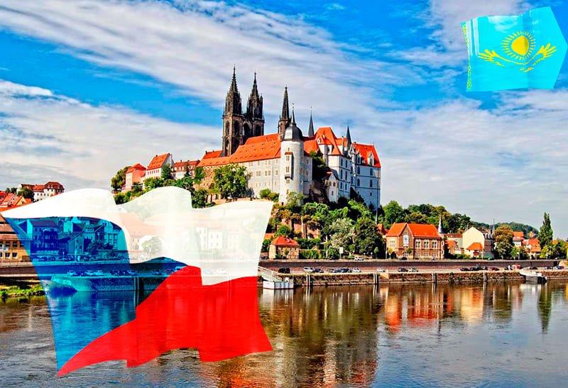 Где можно оформить визу в Чехию?