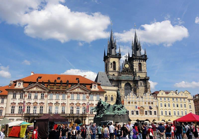 Виза в Чехию в 2019 году
