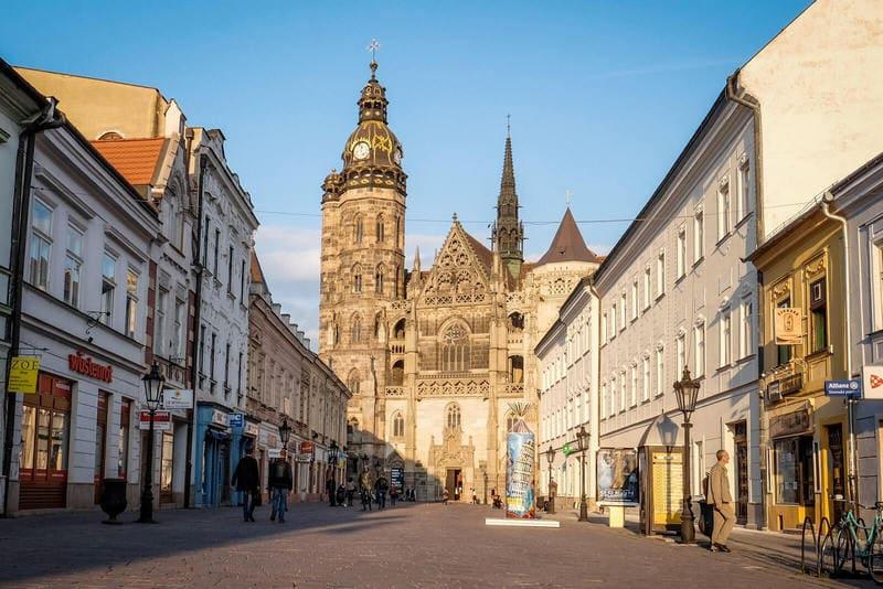 Виза в Словакию: транзитная, вида d, виза c
