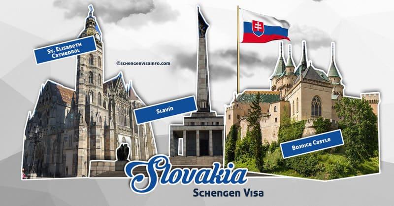 Как получить визу в Словакию?