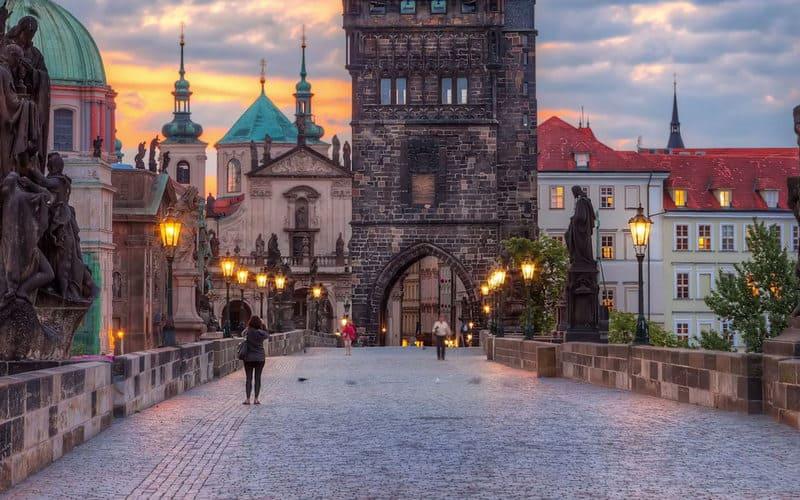 На какой срок выдается виза в Чехию?