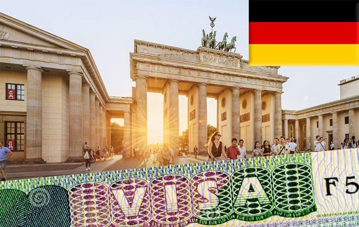 Туристическая виза в Германию из Казахстана