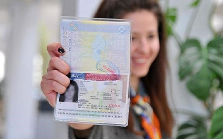 Оформить гостевую визу в сша