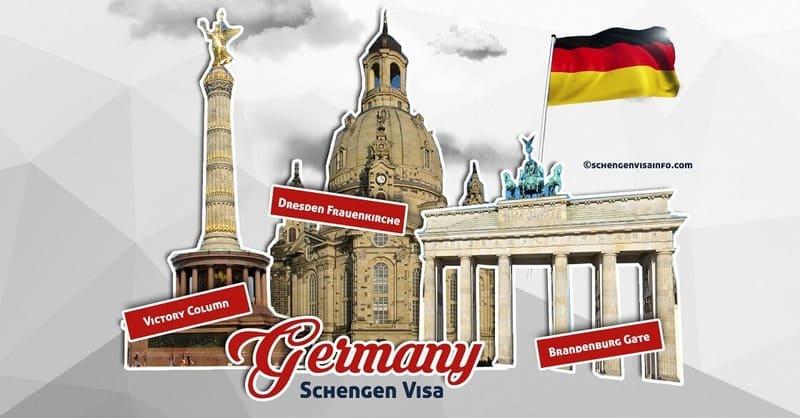 Виза в Германию для граждан Казахстана
