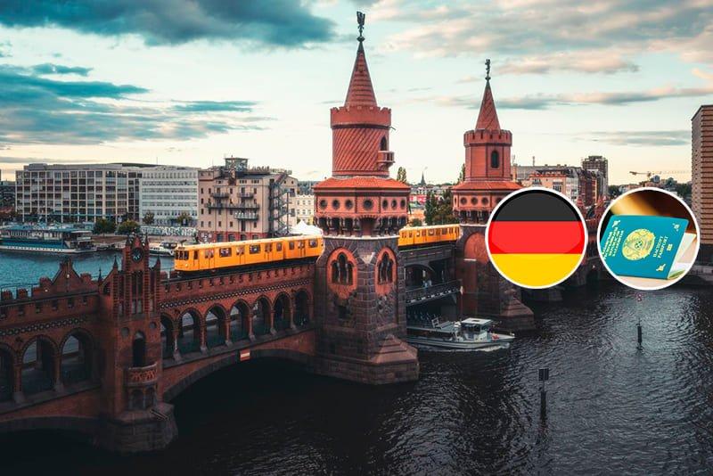 помощь в визе в Германию: оформление и получение визы в Германию