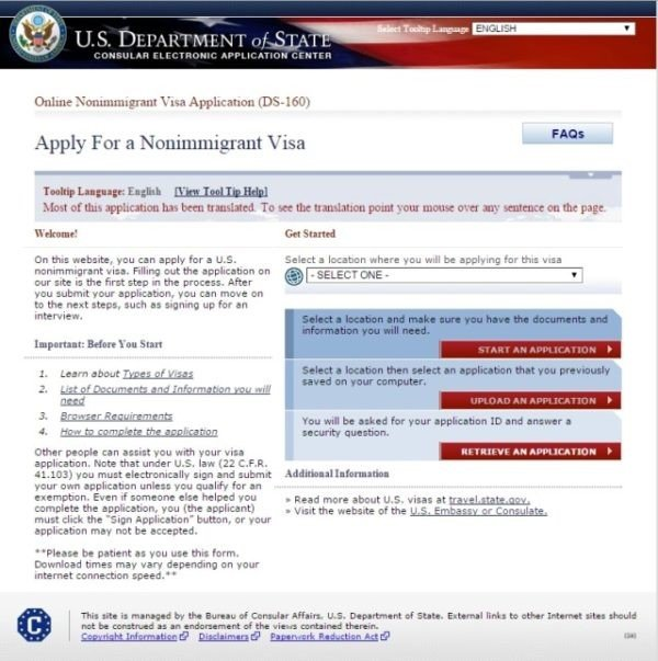 zapolnit anketu visa usa - Виза в США в Казахстане: как оформить?