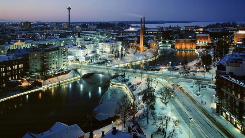 Какая виза нужна в Финляндию?