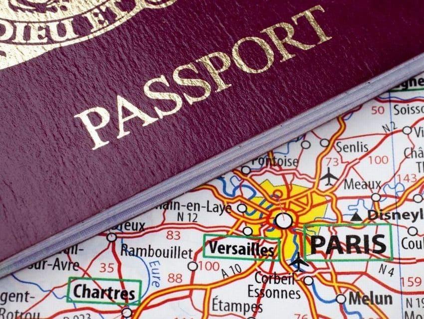 Стоимость оформления визы во Францию