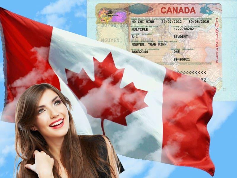 Виза в Канаду: оформление