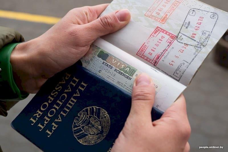 Документы для оформления литовской визы